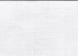 Linnen wit 12dr/cm 32 count  per stuk