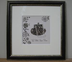 Lijst Le petit lace purse  per stuk