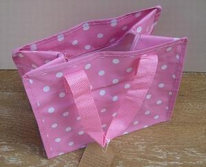 Lunchtas Pink spot zonder isolatie  per stuk