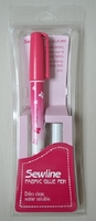 Sew line fabric glue pen  per stuk