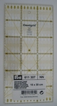 Omnigrid liniaal 15x30 met grid lijnen/angles per stuk