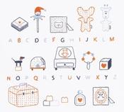 Speelgoed ABC (the toys abc) per stuk