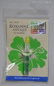 Roxanne applique needles large eye per stuk