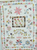 The Orchard Crib Quilt English Pattern per stuk
