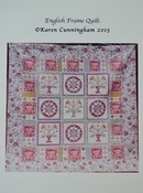 English Frame Quilt per stuk