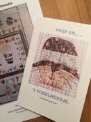Foep en 't Vogelhoedje boekje Nederlands per stuk